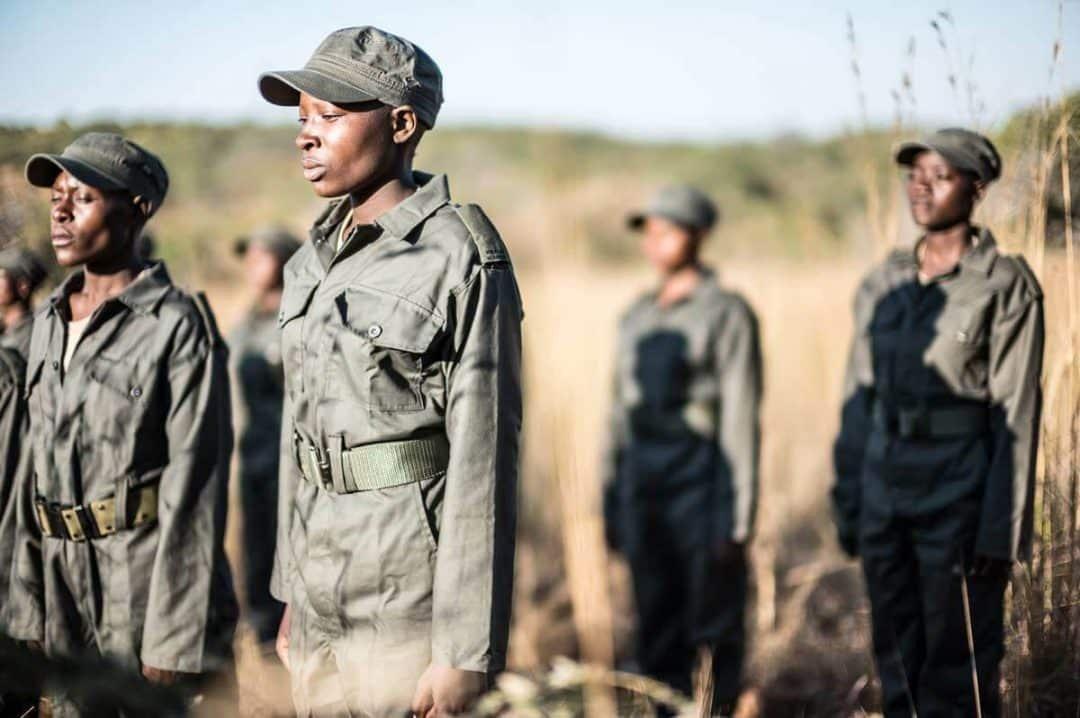 Egy csapat vegán nő harcol a veszélyeztetett állatfajok megmentéséért Afrikában