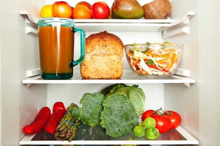 Nyers vegán étrend