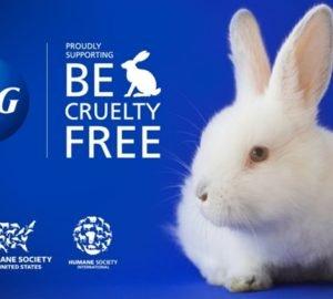 Procter & Gamble P&G cruelty-free