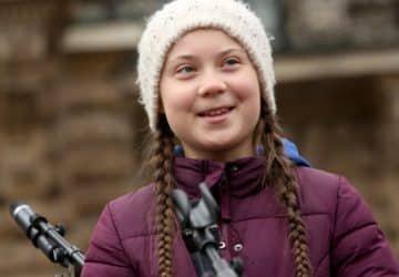 Greta Thunberg vegán és környezetvédő aktivista Nobel-békedíjat nyerhet