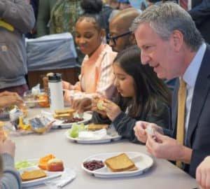 New York iskolái bevezetik a húsmentes hétfőt