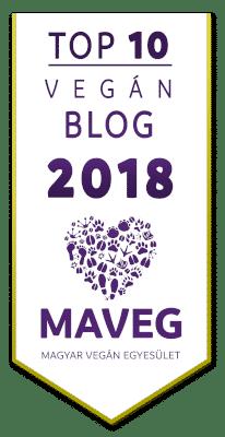 Top10 magyar vegán blog