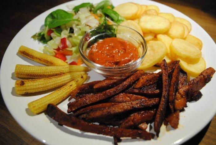 A 100 legjobb vegán étterem Magyarországon - Kozmosz Vegán Étterem