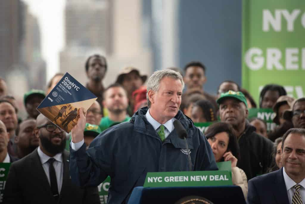 Green New Deal New York