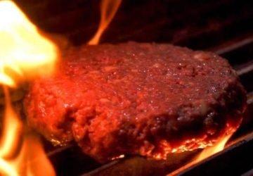 Vegán hamburgerhús