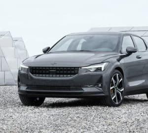 Volvo Polestar 2 vegán autó