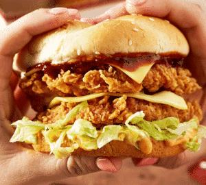 A KFC vegán csirkeburgert tesztel