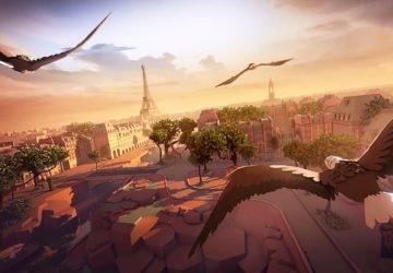 Eagle Flight VR állatos játék