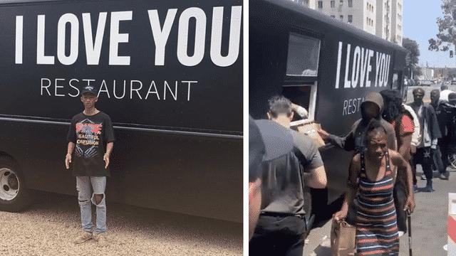Jaden Smith vegán büfékocsit állított fel a hajléktalanoknak
