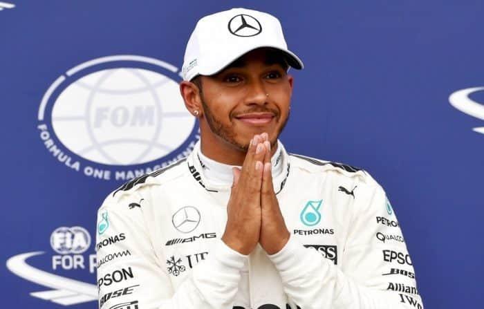 Lewis Hamilton, vegán F1 versenyző nyerte a 2019-es brit nagydíjat