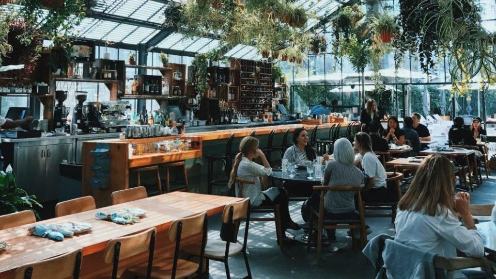 Vegán étterem Dubai