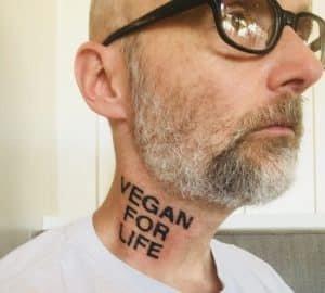 Moby 32 éve vegán - vegan for life