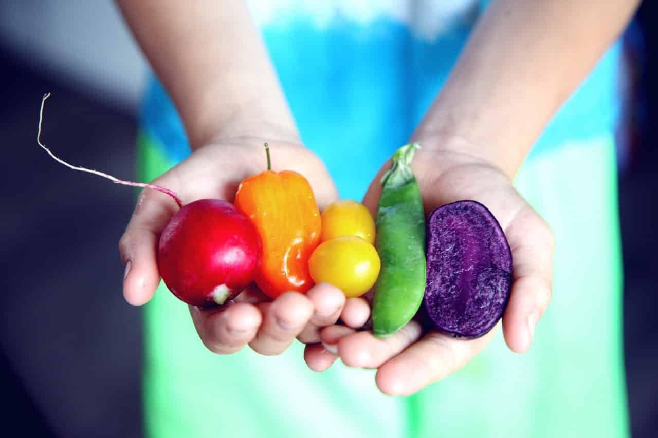 vegetáriánus étrend a mennyiség növelése érdekében