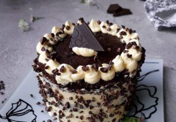 Vegán csokitorta