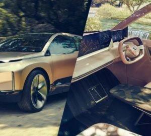 A BMW nemsokára egy vegán, elektromos meghajtású városi luxusterepjáróval lepi meg a márka szerelmeseit