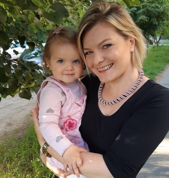 Melinda & Hanna - vegán anya és gyermek