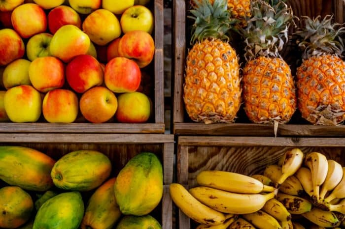 Vitaminok a növényi étrendben