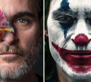 Joaquin Phoenix Golden Globe díjátadó