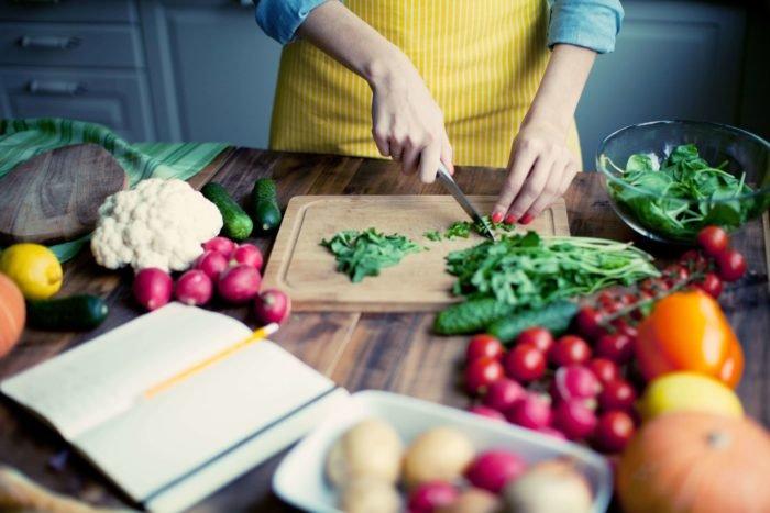 Vegán étrend - konyhai előkészületek