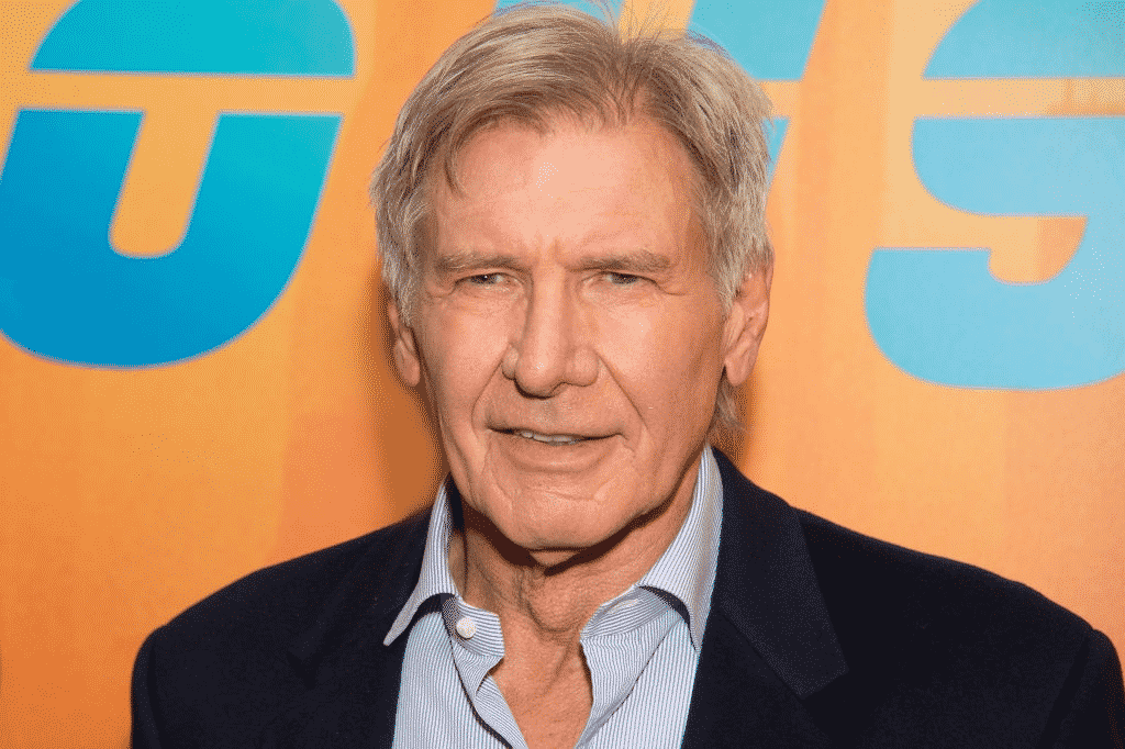 Harrison Ford vegán lett
