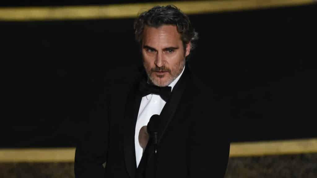 Joaquin Phoenix Oscar beszéd 2020