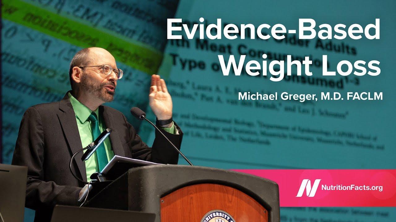 Fogyás vegánként - Dr Michael Greger