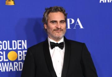 Miért lett vegán Joaquin Phoenix