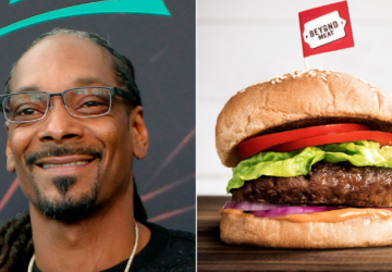 snoopp dogg vegán burgereket oszt a koronavírus idején