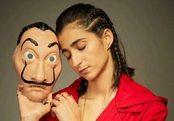 Alba Flores A Nagy pénzrablás vegán