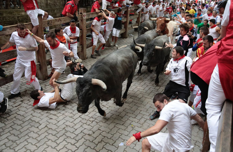 Eltörölték a spanyolok bikafuttató rendezvényét a koronavírus miatt