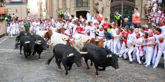 Pamplona nem rendez bikafuttatást 2020-ban