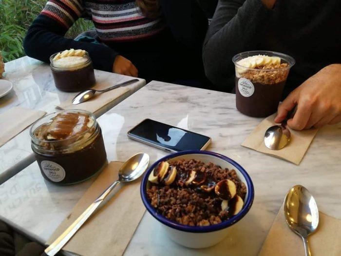 Superfood Deli vegán étterem Bécs