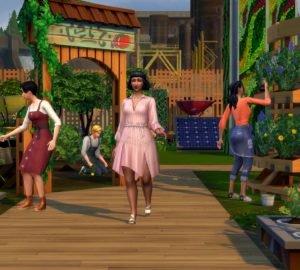 The Sims 4 Eco Lifestyle kiegészítő