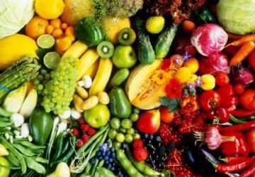 Zöldségek és gyümölcsök ereje