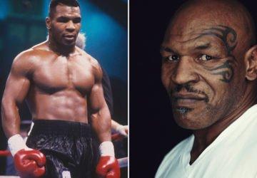 Mike Tyson visszatérés