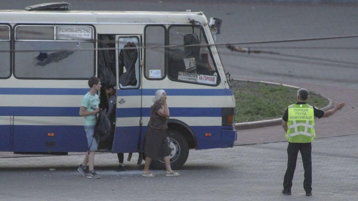 Egy ukrán terrorista vegán dokumentumfilmet követelt az ukrán elnöktől