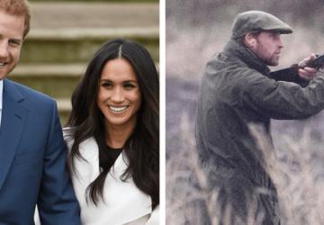 Harry herceg és Meghan Markle nemet mondtak a vadászatra