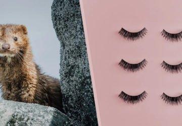 Sephora betiltja a nyércből készült műszempillákat