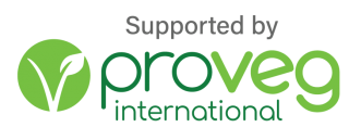 Supported by ProVeg International