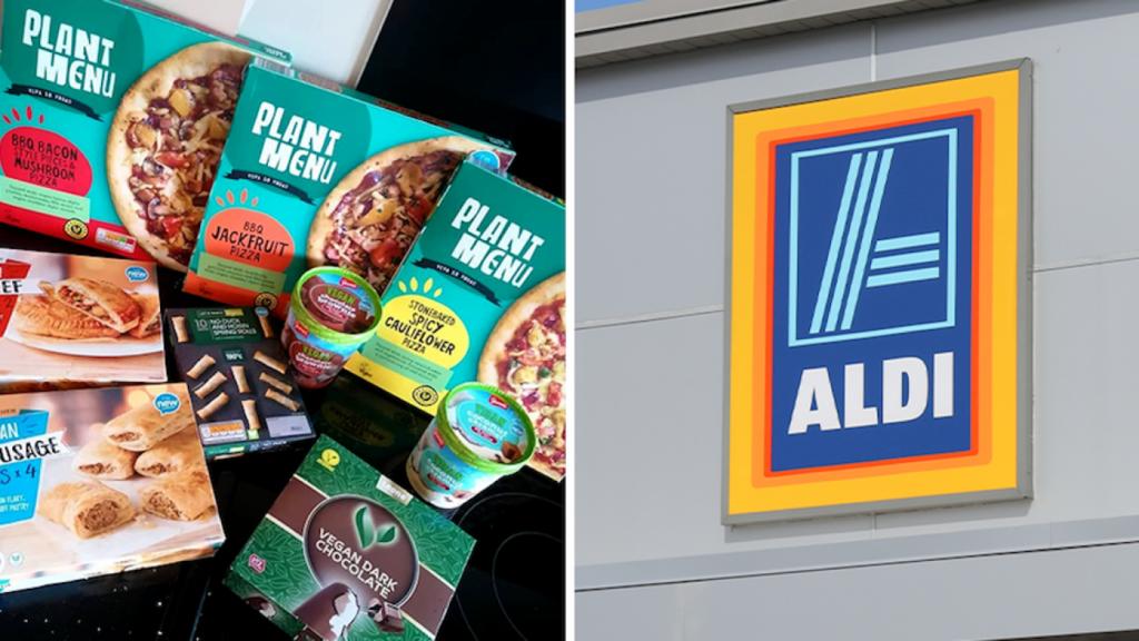 Aldi vegán termékek Top Élelmiszerlánc Díj
