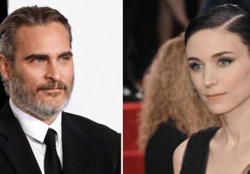 Joaquin Phoenix és Rooney Mara filmet forgatnak a járványokról