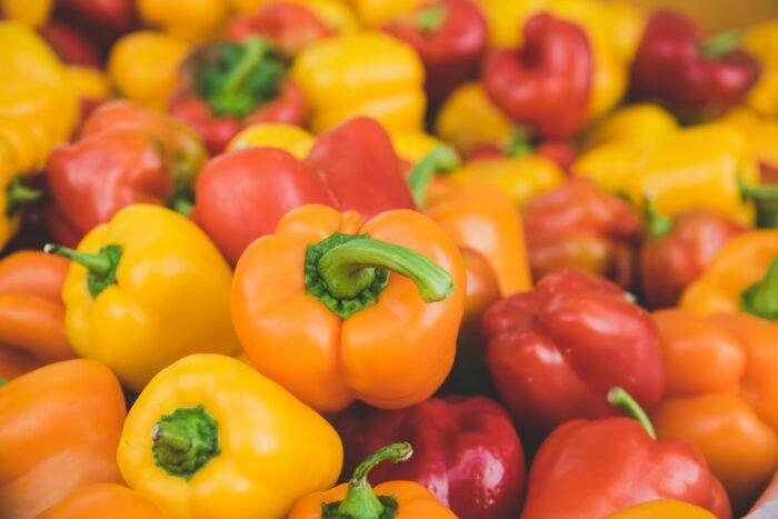 Paprika a növényi étrend egyik fontos eleme