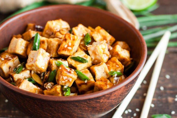 Tofu egy egészséges étrend alapja