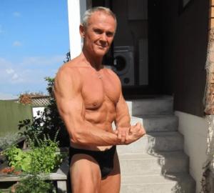 65 éves vegán testépítő - Dusan Dudas