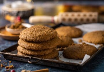 Snickerdoodles, amerikai fahéjas keksz