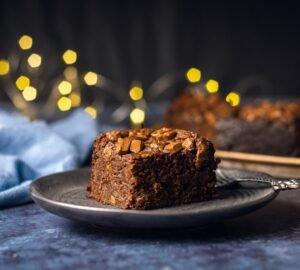 Vegán brownie recept