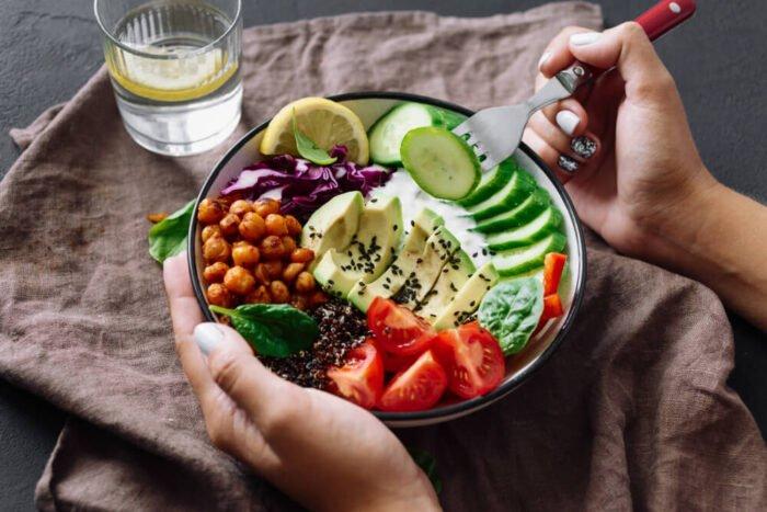 Vegán étrenden a puffadás