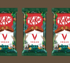 KitKat V - vegán KitKat csoki a Nestlé által