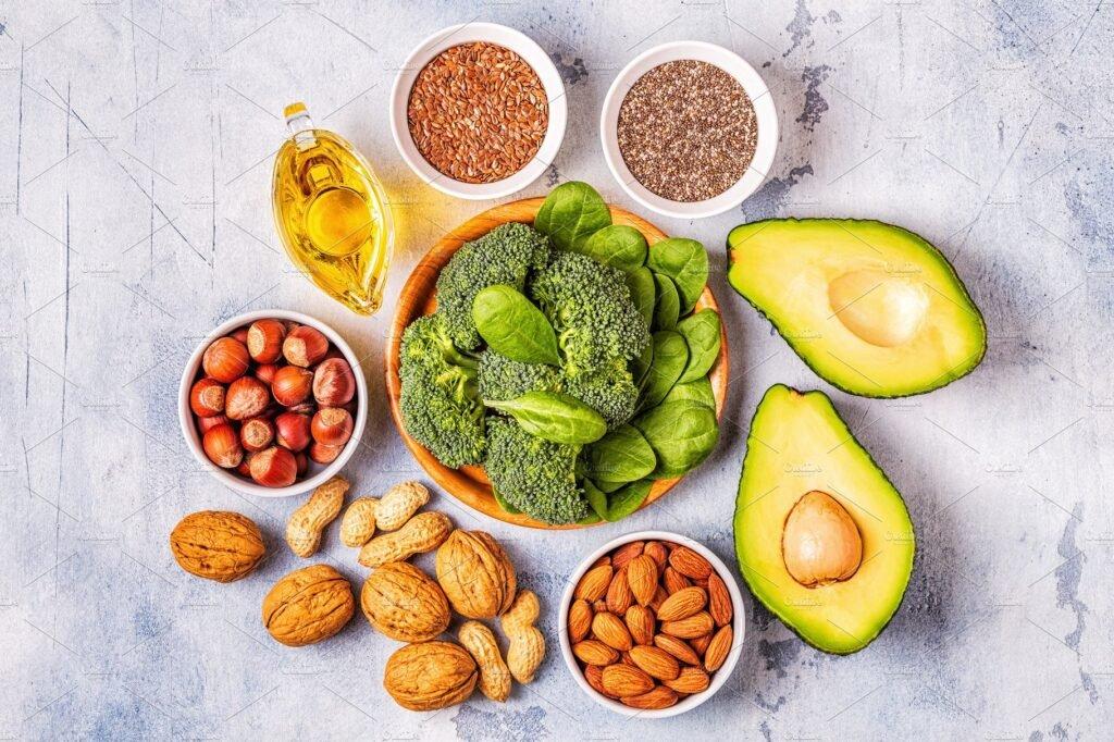 Omega 3 és Omega 6 zsírsavak növényi vegán étrendben