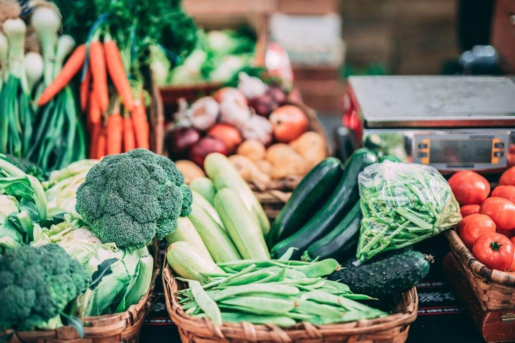 növényi ételekkel a covid ellen